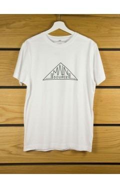 Main Source Skyline T-Shirt - White