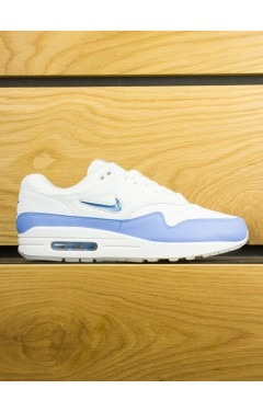 Nike Air Max 1 Premium SC 'Jewel' - White University Blue