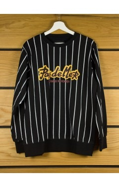 Pas De Mer PDM Sweatshirt - Black