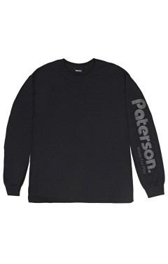 Paterson OG Logo L/S T-Shirt - Black