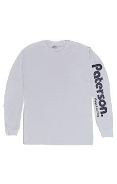 Paterson OG Logo L/S T-Shirt - White