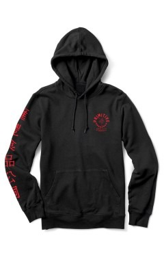 Primitive x Huy Fong Rooster Pullover Hoody - Black
