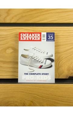 SNEAKER FREAKER MAGAZINE ISSUE 35 (Pro Keds Cover)