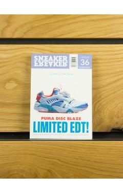 SNEAKER FREAKER MAGAZINE ISSUE 36 (Ltd Edt Puma Cover)