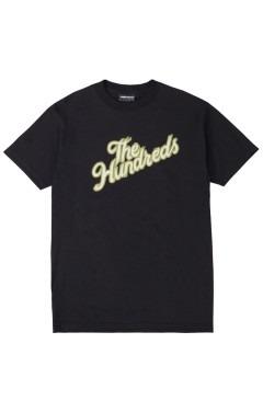 The Hundreds Wheel Slant T-Shirt - Black