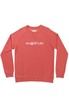 The Quiet Life Marx Crewneck - Orange