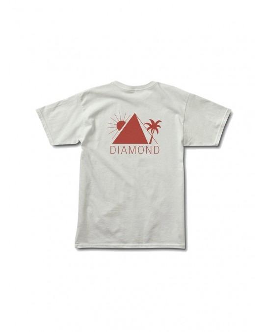 Diamond Supply Oases T-Shirt - Cream