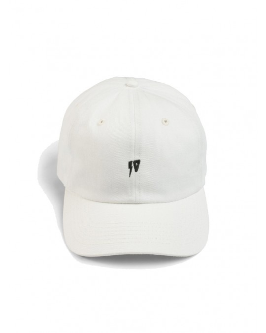 10 Deep 10 Strikes Strapback - White