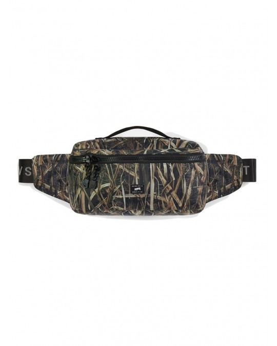 10 Deep Division Satchel Waist Pack - Reed Camo