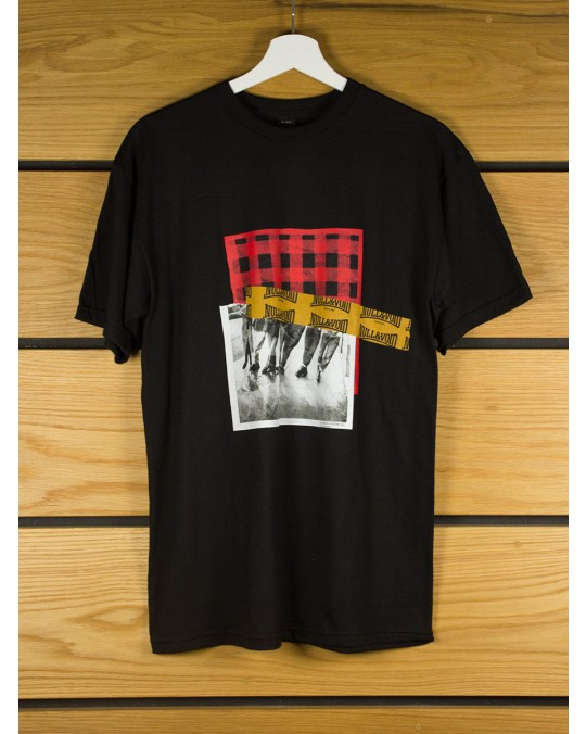 10 Deep Null & Void T-Shirt - Black