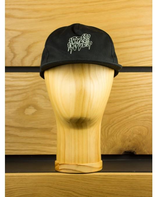 10 Deep Sound & Fury Hat - Black