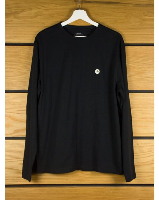 10 Deep Null & Void Tour L/S T-Shirt - Black