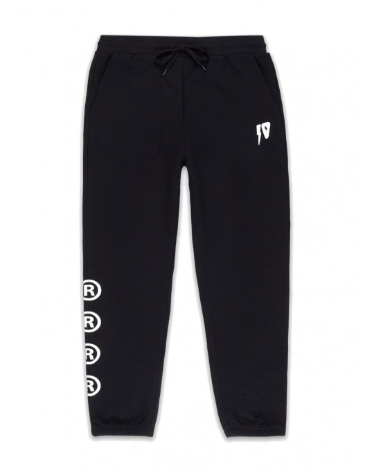 10 Deep 10 Strikes Sweatpant - Black