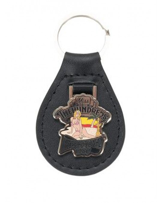 The Hundreds Miss Key Chain