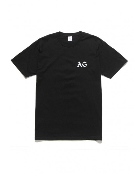 Acapulco Gold Above The Law T-Shirt - Black