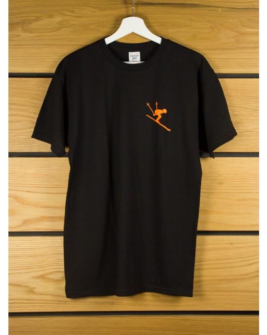 Acapulco Gold Downhill T-Shirt - Black