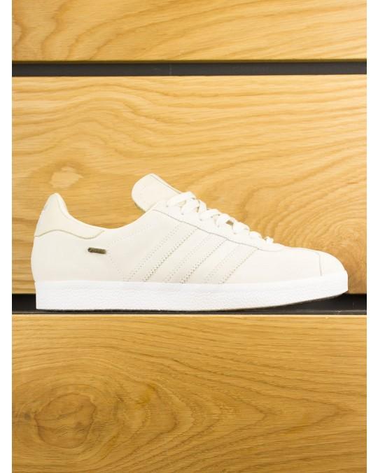 Adidas Consortium x St Alfred Gazelle GTX - Chalk White