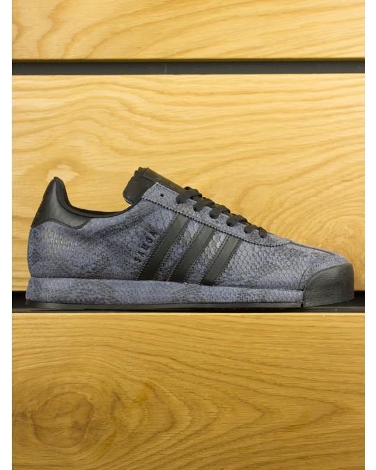 Adidas Samoa Reptile - Onix Black Dark Grey