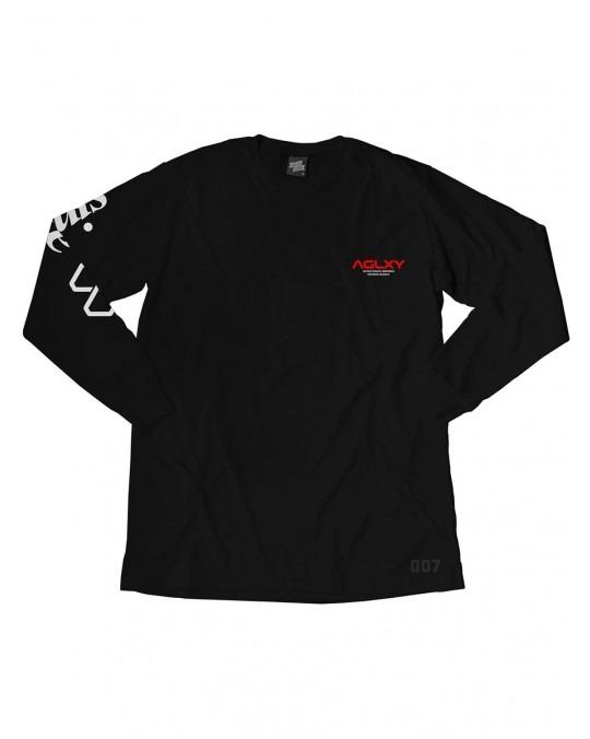 Ageless Galaxy AAGGLLXXYY POD 007 L/S T-Shirt - Black