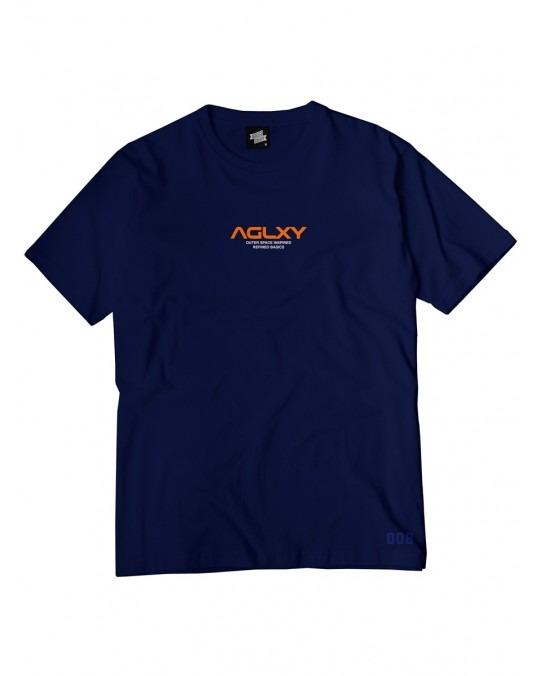 Ageless Galaxy Apollo POD 008 T-Shirt - Navy