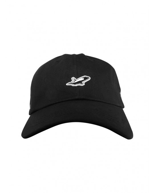 Ageless Galaxy Discovery POD 007 Dad Hat - Black