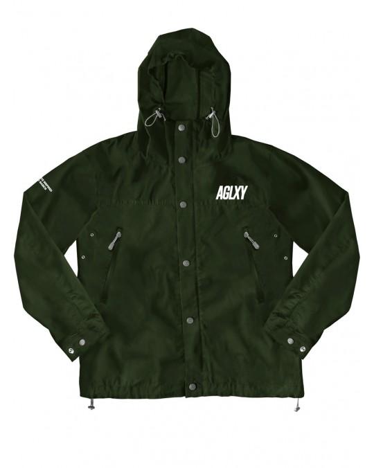 Ageless Galaxy Overdrive POD 007 Jacket - Green