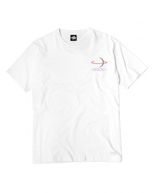Ageless Galaxy Planet 006 T-Shirt - White