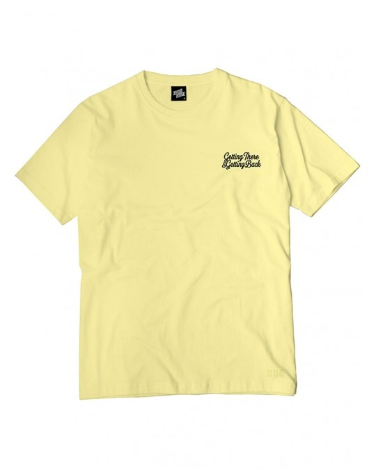 Ageless Galaxy The Dream 006 T-Shirt - Lemon