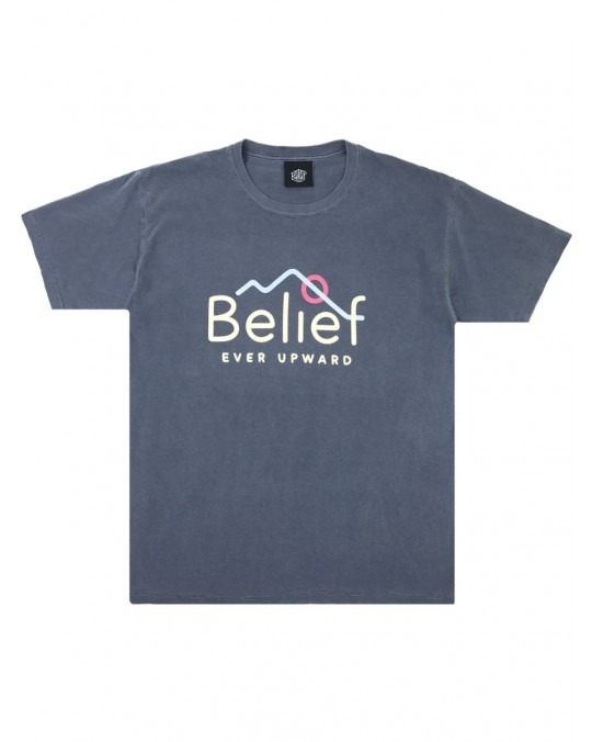 Belief Alpine T-Shirt - Denim