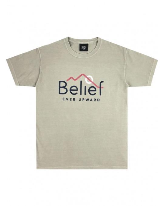 Belief Alpine T-Shirt - Sandstorm