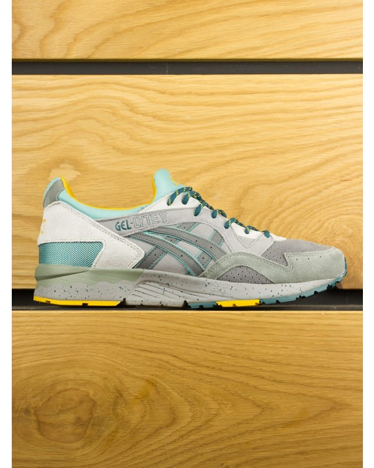 Asics Gel Light V - Aluminium Carbon