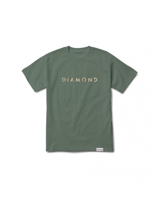 Diamond Supply Desert T-Shirt - Cactus