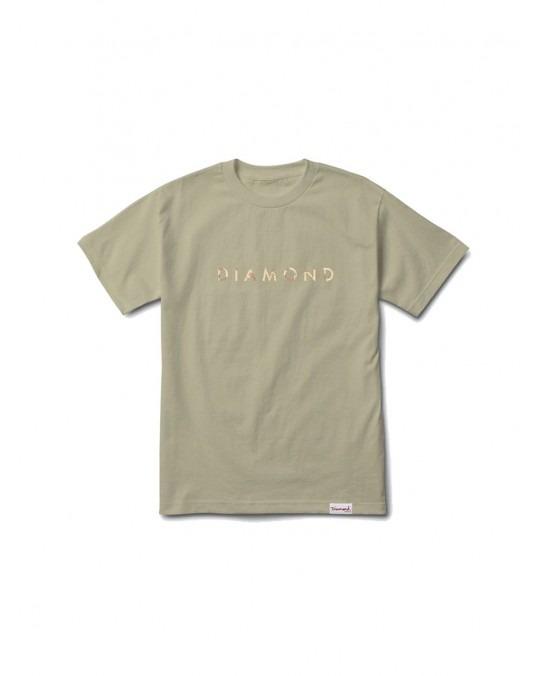 Diamond Supply Desert T-Shirt - Tan