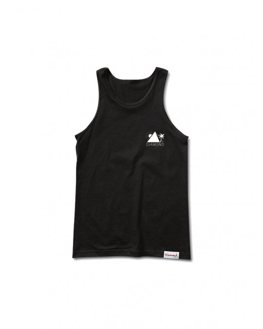 Diamond Supply Oases Tank - Black