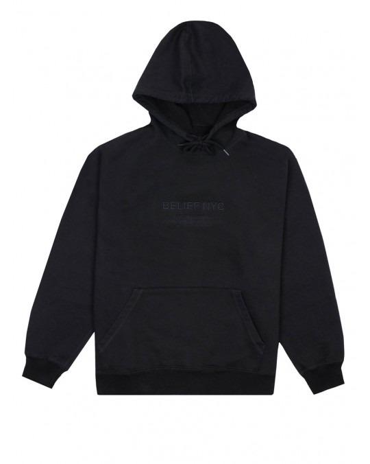 Belief Bayside Premium MiC Pullover Hoody - Black