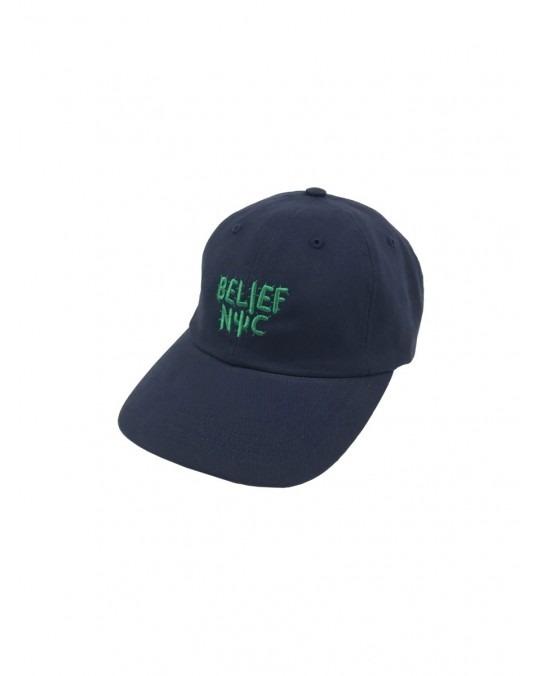 Belief Cactus Cap - Navy