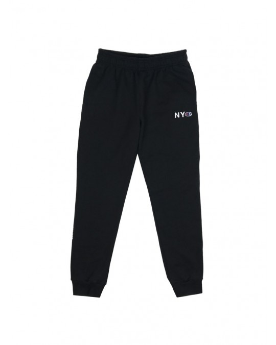 Belief NYC Champion Fleece Sweat Pants - Black