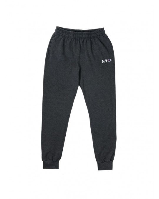 Belief NYC Champion Fleece Sweat Pants - Heather Charcoal