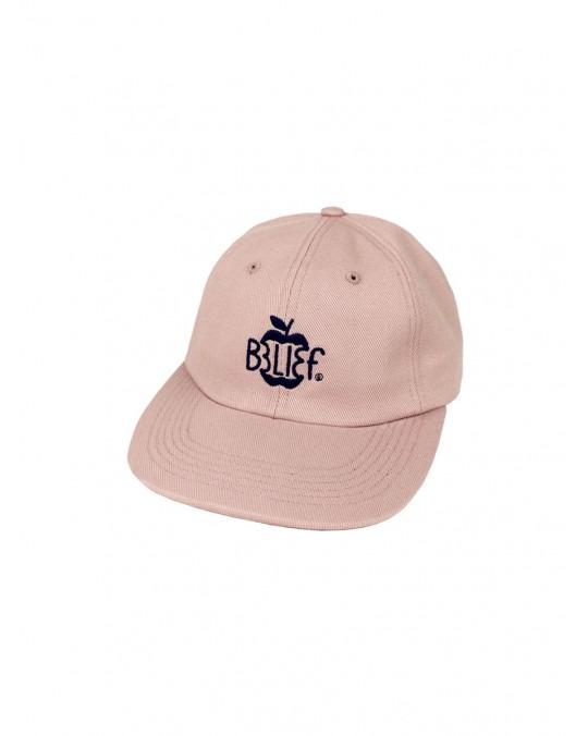 Belief Core Cap - Dusty Rose