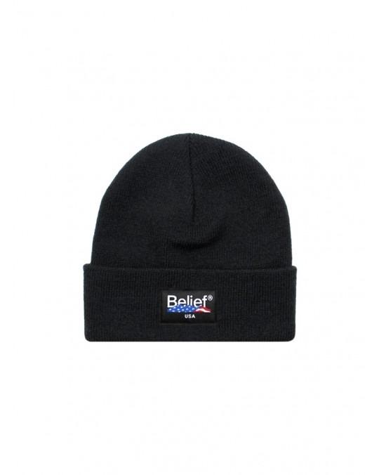 Belief United Beanie - Black