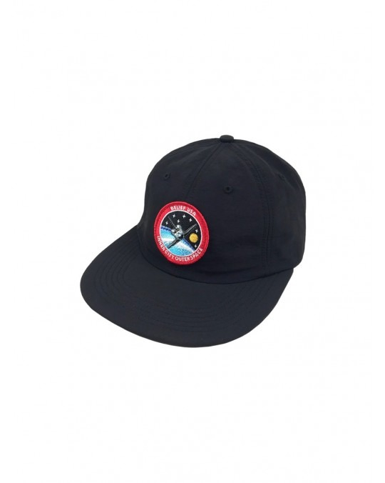 Belief Shuttle 6 Panel - Black