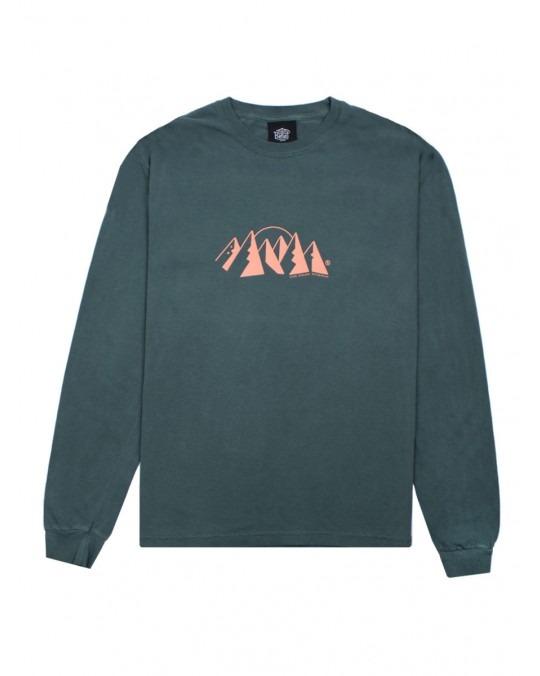 Belief Summit L/S T-Shirt - Willow