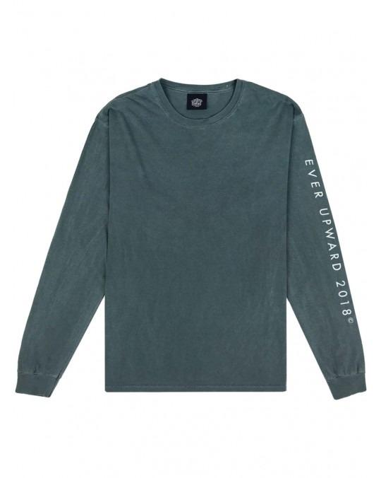 Belief Tidal L/S T-Shirt - Spruce