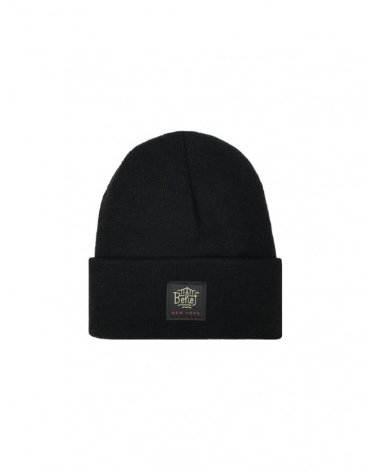 Belief Triboro Beanie - Black