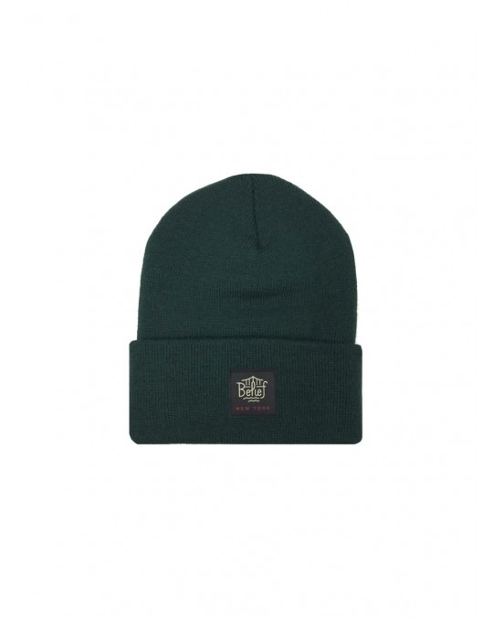 Belief Triboro Beanie - College Green