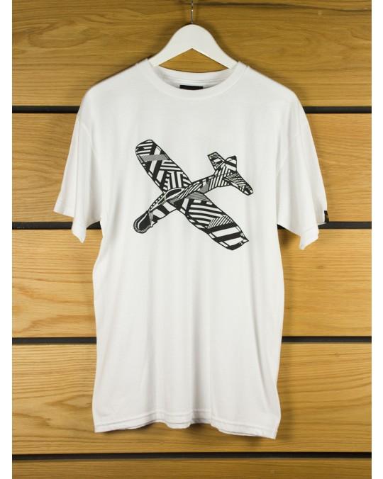 Benny Gold x J Fillipow Guest Artist Glider T-Shirt - White