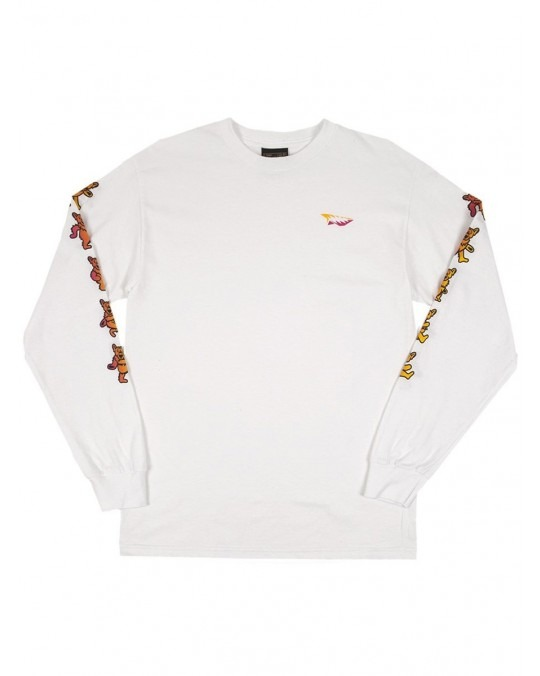 Benny Gold Dancing Levi L/S T-Shirt - White