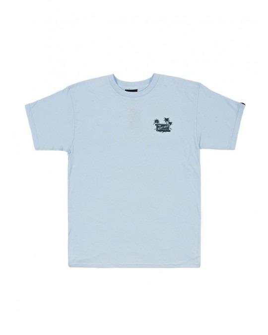Benny Gold Island T-Shirt - Powder Blue