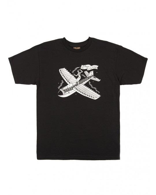 Benny Gold Kyler Martz Guest Artist T-Shirt - Black