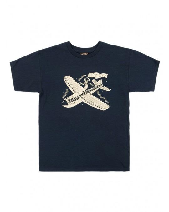 Benny Gold Kyler Martz Guest Artist T-Shirt - Navy